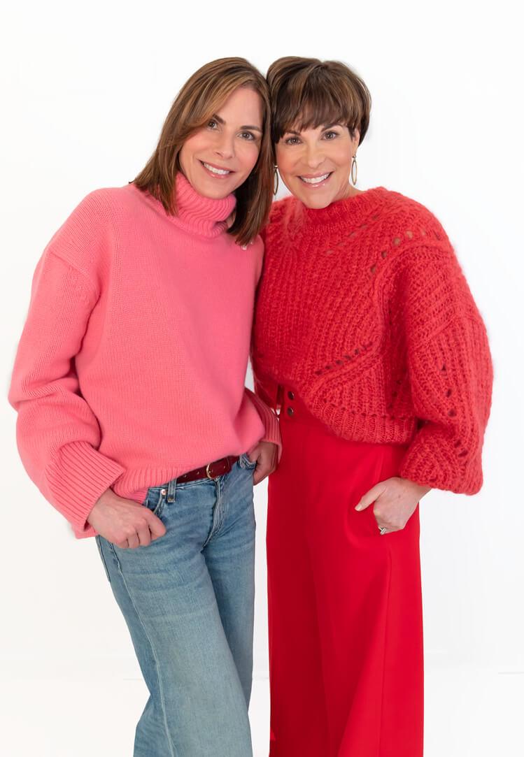 Lisa Ballou & Susan Goodman